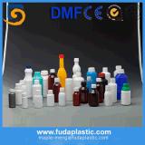 Bottiglia di plastica orale liquida del buon animale domestico trasparente ambrato vuoto di apparenza A133