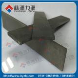Подгонянные прокладки карбида Yl10.2 для режущих инструментов