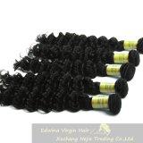 Produit péruvien de paquet de cheveux de Remy de cheveux naturels en gros