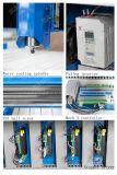 Máquina hecha en casa del ranurador del CNC de Ele 1212, muebles de madera que hacen la máquina para el aluminio