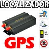 追跡者Tk103の追跡を置くGPS