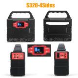 150wh Générateur d'énergie solaire Batterie Li-Polymer Système d'alimentation solaire Panneau solaire