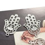 Tegenhangers van het Oog van de Hand van Hamsa van de Toebehoren van de Halsbanden van Armbanden DIY de Kwade