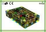 Спортивная площадка пущи Kaiqi крытая для сбывания/спортивная площадка зеленой пущи крытая для спортивная площадка /Kids торгового центра & супермаркета крытая для детсада