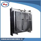 Tz12V138azld: 상해 디젤 엔진을%s 물 방열기