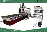 彫版および切断CNCの木工業機械