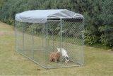 Псарня собаки провода DIY цепная загородка собаки высоты 7.5FT x 7.5FT x 4FT временно