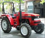 Trasmissione trattore a quattro ruote dell'azionamento 2WD o 4WD di uso di azienda agricola e del trasporto di 40-65HP dell'asta cilindrica di serie di Aoye di marca di Weituo