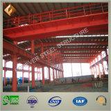 Atelier préfabriqué de structure métallique de constructeur professionnel