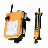Handheld Wireless Industrial Crane Radio F21-16s mando a distancia durante Eot Crane