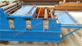 Rodillo de acero de la capa doble de la azotea de Rusia que forma la máquina