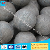 セメントおよび鉱山のための60mmの炭素鋼の球