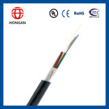 Cable Fibra Óptica para exteriores 168 Core GYFTY for Communication