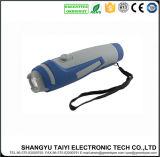 tocha Handheld recarregável da lanterna elétrica do diodo emissor de luz do CREE 4.5V