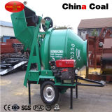 Jzr350 de Elektrische Mixer van het Diesel Cement van de Concrete Mixer