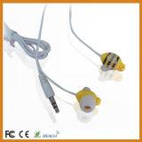 Stile dell'ape buon suonando a Earbuds i trasduttori auricolari stereo eccellenti