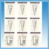 Cono de helado de 32 pistas que hace la máquina del cono de la máquina/del azúcar