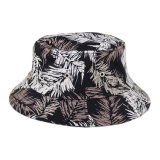 Custom 100% Cotton Fashion Outdoor Fisherman Bucket Hat