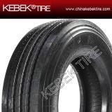 O melhor pneu chinês 385/65r22.5 1200r24 do caminhão do tipo