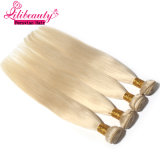 Extensions de cheveux blonds Peruvian Hair Weft