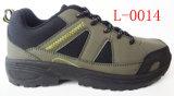 Zapatos de trekking con suela de inyección de PVC (L-0014)