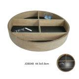 Nuovo piatto di legno di Funtional con la lavagna