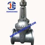 Válvula de porta manual da capota do parafuso da flange do aço inoxidável de API6d/ANSI/DIN