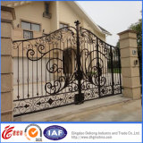 Chinesisches Supplier von Modern Durable Security Driveway Gate/Door