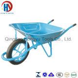 Carrinho de mão de roda do jardim de Beautiful&Cheap, Wheelbarrow de construção (WB6400BW)
