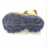 Chaussures neuves de santal de plage de chaussures de santals d'hommes