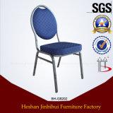 Empilhando a cadeira de aço do banquete da parte traseira redonda (BH-G8202)