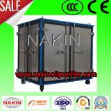 진공 변압기 기름 정화기 기계, 폐유 여과 청소 시스템