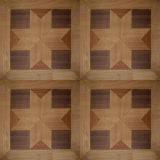 Revestimento de madeira projetado recuperado do mosaico de Versalhes do carvalho assoalho francês