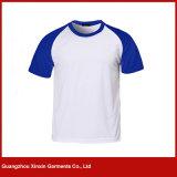 Atacado T-shirts de boa qualidade 100% algodão 180GSM (R114)