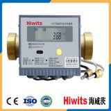Mètre de chaleur ultrasonique fiable compact Dn25