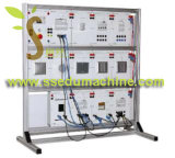 Modelo de enseñanza del laboratorio de Engineerng de la electrónica del amaestrador de la electrónica de potencia