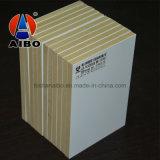 Dampproof White WPC Foam Board para pintura UV de móveis