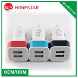 호의를 베푸는 가격 보편적인 이중 USB 차 전화 충전기