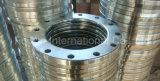 L'acier du carbone modifié/acier inoxydable assemblent la bride à clin