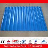 Prepainted波形の電流を通された鋼板波形シート