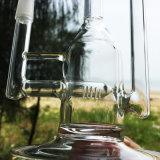 Spear van Neptunus Rokende Waterpijpen van het Glas van het Ontwerp van de Vorm de Fantastische (S-GB-264)