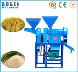 Piccola riseria della macchina di polacco del riso
