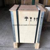 Cambiador de calor cubierto con bronce sistema ahorro de energía de la placa de la refrigeración por agua para el sistema de refrigeración