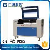 Estaca de alta velocidade do laser e máquina de gravura 1610d