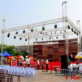 Concert Music Lighting Stage Event Exhibition Booth Aluminium Outdoor Truss