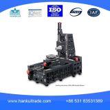 (H45/1)를 위한 높은 단단함 수평한 CNC 선반 기계로 가공 센터 돌고 및 가는 프로세스