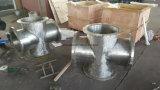 Séparateur magnétique permanent de canalisation liquide de Rcyj pour la trappe ferreuse liquide en métal