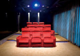 Sofà domestico 845# del fabbricato del cinematografo