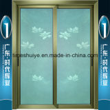 Fabricante de suspensão de alumínio da porta com boa qualidade e exame oficial dos livros contábeis do TUV