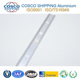 La protuberancia de aluminio para la iluminación del LED con ISO9001 certificó